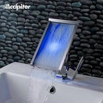 3 Colors Changed led faucet Temperature Sensor Water-Powered led - $334.13