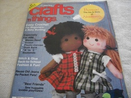 Crafts 'n Things September 1992 Magazine - $5.00
