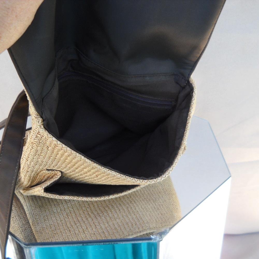 Kenneth Cole Handbag Reaction Natural Textile Purse