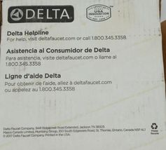 Delta T17493 Linden Monitor Tub Shower Trim Fits Muiltichoice Universal Valve image 6