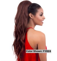 "ORADELL MOTOWN TRESS PD-241HT LONG WAVY PONYTAIL OL24"" MAY PUT IN A BUN AS WELL"