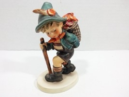 Goebel Hummel FLOWER VENDOR nro 381 By Goebel TMK5 (W. Germany 1972-78) - $79.15