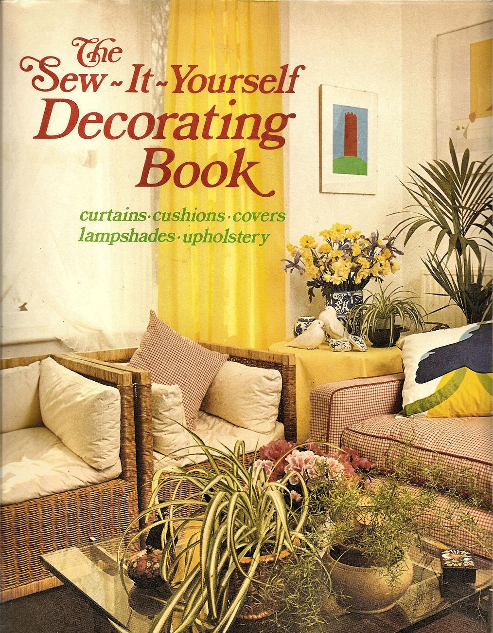 Sew it yourself decorating bk
