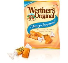 Werther's Original Chewy Caramels - $6.78