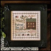 Patriot Inn LHNPC52 cross stitch chart Little House Needleworks - $5.40