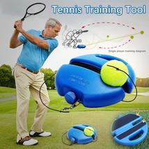 Tennis Trainer Retractable Rebound Tennis Training Kit - $27.00
