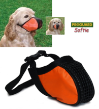 Morbido Museruola per Cani Medium-Terrier Beagle Barboncino Lhasa Apsos ... - $15.10
