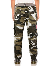 SW Men's Tactical Combat US Force Military Army Cargo Pants Trousers with Belt image 10