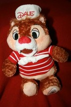 "Disney Cruise Line 9"" Dale Chipmunks Sailor Chip & Dale Exclusive Plush Toy  - $17.67"