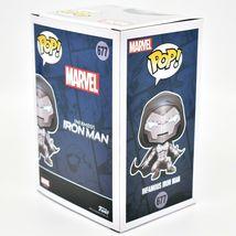 Funko Pop Marvel Infamous Iron Man 677 Halloween ComicFest 2020 PX Exclusive image 4
