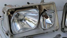 86-93 Mercedes W124 260E 300E 300D 300TE 400E Euro E-Code Headlight Lamps Set LR image 12