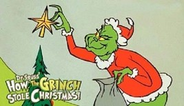 How The Grinch Stole Christmas Magnet #4 - $5.99