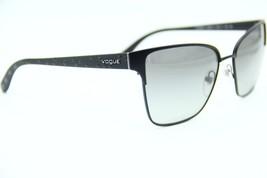 VOGUE VO 3983-S 352-S/11 BLACK SUNGLASSES AUTHENTIC FRAME RX 58-17 - $45.98