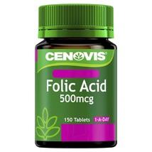 Cenovis Folic Acid 500mcg 150 Tablets - $126.99