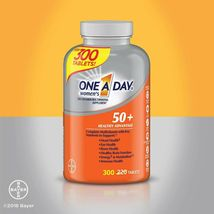 One A Day Women's 50+ Healthy Advantage Multivitamin, 300 Tablets - $18.88