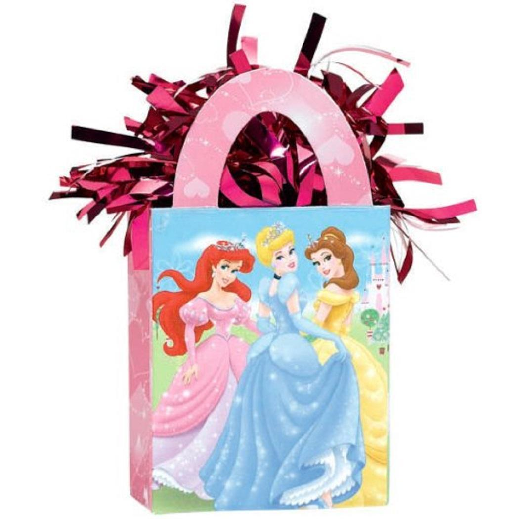 Primary image for Disney Princess Cartoon Kids Birthday Party Decoration Gift Bag Balloon Weight