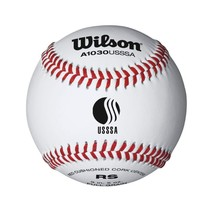 Wilson USSSA Raised Seam Baseball 12 Pack - $49.73