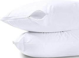 Utopia Bedding Waterproof Zippered Pillow Encasement – Pillow Protectors... - $27.01+