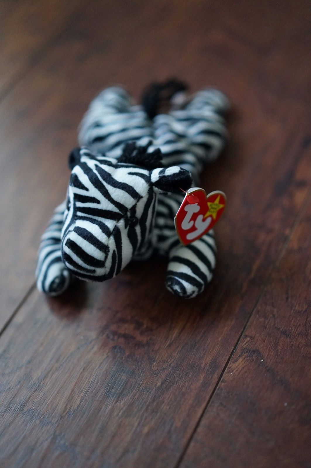 24f78f8f20c Ty Beanie Baby Ziggy - NWT (Zebra 1995) and 50 similar items