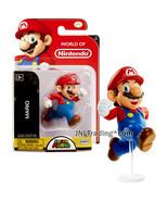 Year 2016 World of Nintendo Super Mario 2-1/2 Inch Figure Running MARIO ... - $24.99