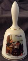 Saying Grace, Norman Rockwell - 1976 Danbury Mint Collectible Bell - VGC COA - $26.72