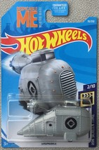 Hot Wheels #70 HW SCREEN TIME #2/10 Grumobile  Despicable Me - MIP - $2.95