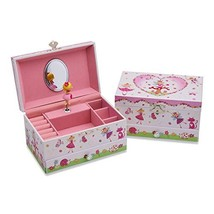 Lucy Locket Enchanted Fairy Musical Jewelry Box for Children - Glittery ... - $17.83