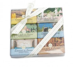 Emozioni in Toscana Soap Gift Set of 6 psc x 150 gr by Nesti Dante Made ... - $42.99
