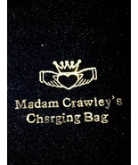 MADAM CRAWLEY'S TURBO - CHARGING BAG! CHARGE YOUR JEWELRY TO CLEANSE & E... - $29.99