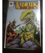 Turok Dinosaur Hunter #8  Valiant February 1994 Comic Book Mint - £37.67 GBP