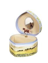 Enchantmints Love of Horses Music Jewelry Box - $17.77