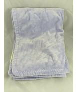 "Pottery Barn Kids Purple Baby Blanket Lavender 30"" x 40"" - $18.14"