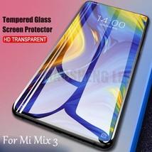 2Pcs/lot Full Tempered Glass Xiaomi Mi MIX 3 Screen Protector 9H 2.5D Anti - $9.45+