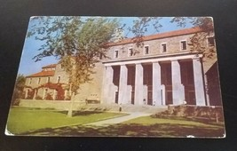 Norlin Library Univ of Colorado RPPC by Mike Roberts Photo by Floyd Walt... - $8.42