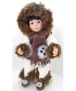 Patricia Wall Eskimo Doll - $19.95