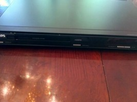 Philips DVD Player w/1080p DVP3982/F7 HDMI Black No Remote Works Tested - $29.28