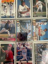 Vtg 3977 Baseball Trading Card Lot Binder Sticker Signed Rookie Photo Pete Rose image 12