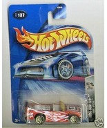 Hot Wheels 2004 Final Run 137 Sonic Special 10sp/g  - $2.96