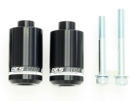OES Frame Sliders 2016 2017 2018 2019 2020 Suzuki GSXS1000 GSX-S1000 No Cut - $49.99