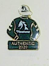 2020 - AUTHENTIC - Kentucky Derby Jockey Silks Pin - $18.00