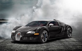 2011 BUGATTI VEYRON POSTER 24 x 36 INCH AWESOME CAR! - $18.99