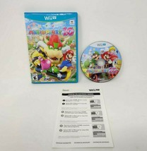 Mario Party 10 (Nintendo Wii U, 2015) Missing Manual - Tested Working - $23.19