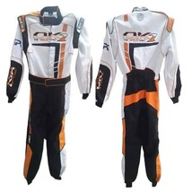 OK1 Race Suit-CIK-FIA-Level-2-with-free-gift-Gloves-and-balaclava - $160.99