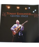 Tommy Emmanuel DGP Center Stage 2008 2-Disc CD  - $19.95