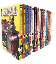 My Hero Academia Series(Vol 1-15) Collection 15 Books Set By Kohei Horik... - $212.84