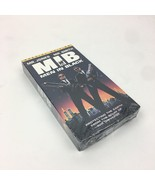 Men in Black Movie Special Edition Will Smith Tommy Lee Jones Sealed VHS... - $11.29