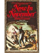 Now in November by Josephine Johnson Pulitzer P... - $1.00