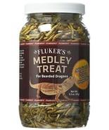 Fluker's 72023 Bearded Dragon Medley Reptile Treat, 3.2oz - $31.61