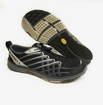 Merrell Bare Access Arc 2 Womens Size 9.5 Vibram Trail Running Shoe J58076 Black - $47.45