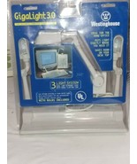 New Westinghouse GigaLight 3.0 Ultimate Computer Light System Dual Lamp - $6.84